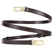 Brown Crossbody Strap for Small Bags Pochette Mini NM Eva Damier Favorite PM MM Alma BB