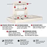 Rubbermaid Commercial Horizontal Baby Changing