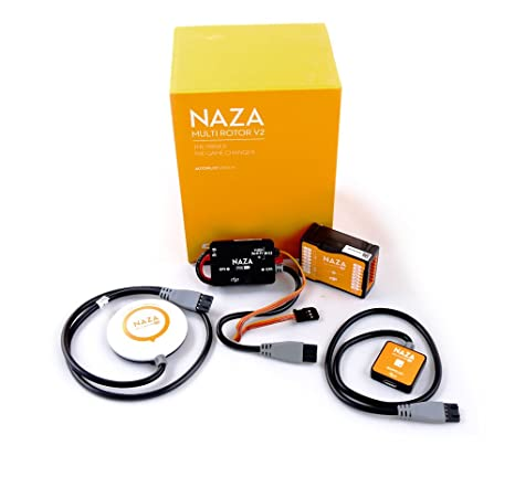 DJI Naza-M V2 Flight Controller Newest Version 2.0 with GPS All-in-one Design <span at amazon
