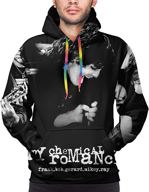 NEW /& OFFICIAL! My Chemical Romance /'Bat/' Pull Over Hoodie