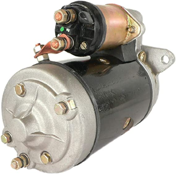 New DELCO style Starter for ALLIS CHALMERS 160 1970-1975 MASSEY FERGUSON MF-300,MF-530,MF-200,MF-2200,MF-2500,MF-4000,MF-4500,MF-135,MF-150,MF-165,MF-230,MF-235,MF-245,MF-255,MF-35,MF-50,MF-65,MF-20,MF-2135,MF-30,MF-302,MF-304,MF-3165,MF-356,MF-40 1961-1