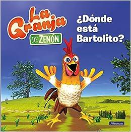 La granja de Zenón Reino Infantil. Primeras lecturas El reino infantil: Amazon.es: Varios autores, Adosaguas Sayalero SLU;: Libros
