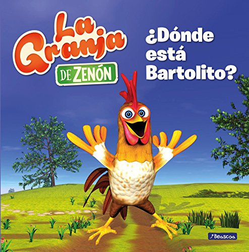 ¿Donde esta Bartolito? / ¿Where is Bartolito? (La Granja de Zenon)  [Varios autores] (Tapa Dura)