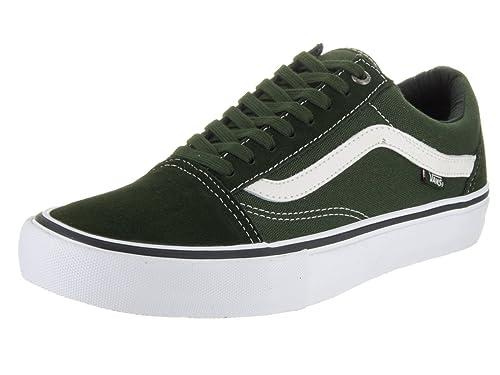 Y Skool Pro Skate GreenAmazon Zapatillas esZapatos Vans Old Dark tQdChxrBs