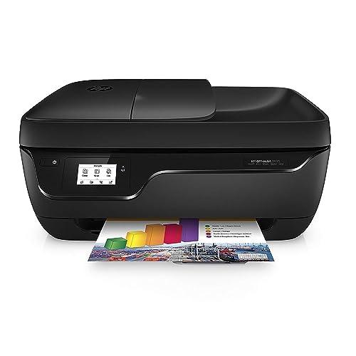 HP OfficeJet 3833 Impresora Multifunción de Tinta Wi Fi ADF Color Negro