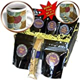 Florene Holiday - Gold Silver Red Real Mardi Gras Coins - Coffee Gift Baskets - Coffee Gift Basket (cgb_35371_1)