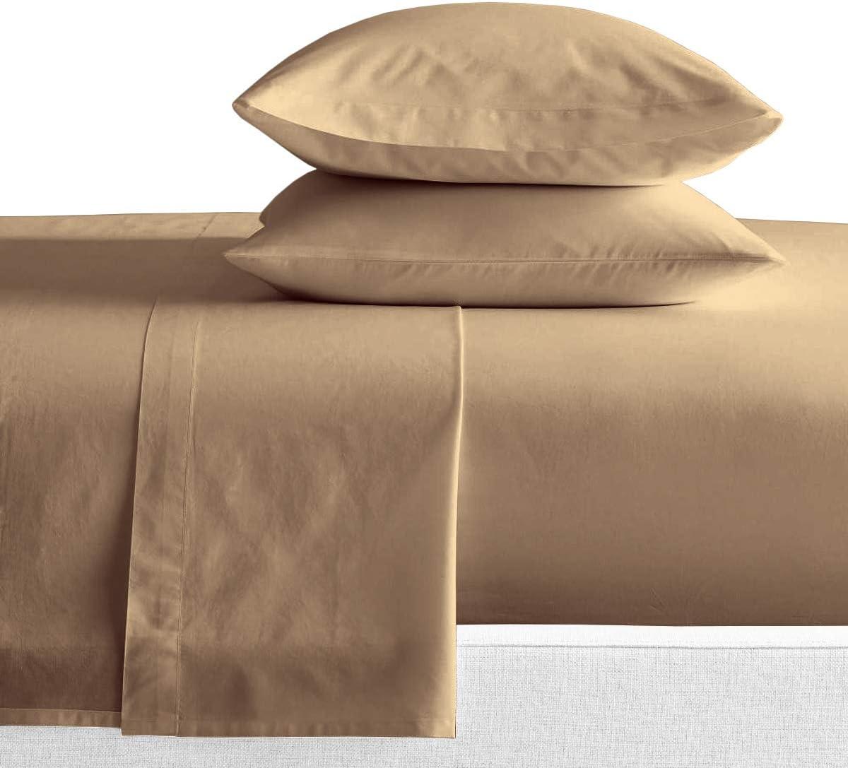 RV King Sheets Luxury Soft 100% Egyptian Cotton - Sheet Set for RV King