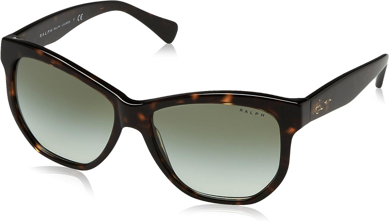 TALLA 56. Ralph 0Ra5219, Gafas de Sol para Mujer