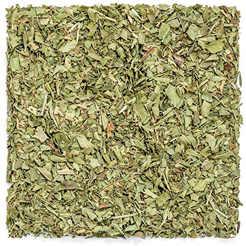 - Tealyra - Pure Lemon Verbena - Herbal Loose Leaf Tea - Hot or Iced - Relaxation - Calming - Digestive - Caffeine Free - All Natural - 224g (8-ounce)