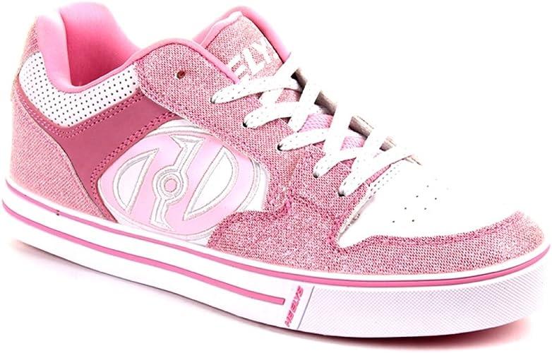 Heelys Motion White/Pink Girls One