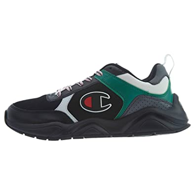 6b5be11ee0e Champion Men s 93 Eighteen Casual Shoes 9 M US Black Multi  Buy Online at  Low Prices in India - Amazon.in