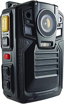 Caméra portée sur Le Corps avec Audio, 1296P