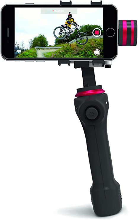 camonetec coin90 Gravity Life 3D Mano Gimbal para Smartphone Negro ...