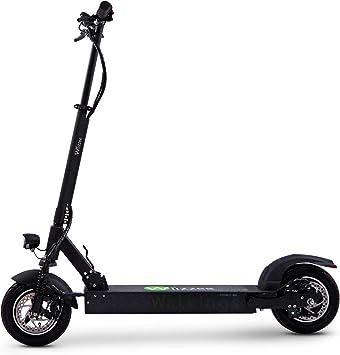 Wiizzee Ws7 Elektrische Step Uniseks Volwassenen Zwart Eenheidsmaat Maat Fabrikant 0 Amazon Nl