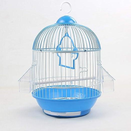 BTRI Jaula de pájaros pequeña y Simple Jaula de cría de Aves Jaula ...