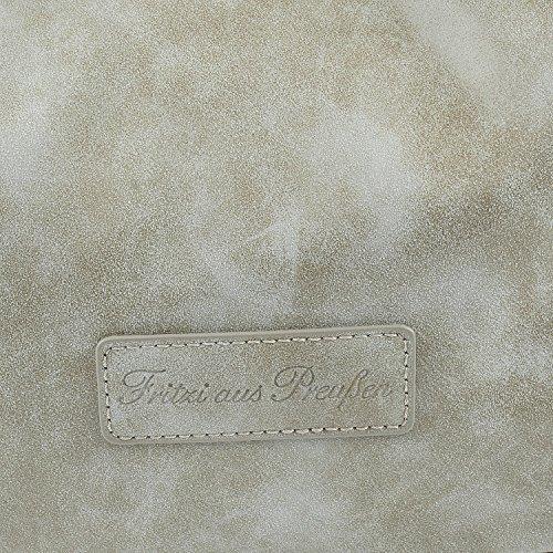 Vintage Preußen grigio Metal Adrienne Aus Fritzi CBw8qt5