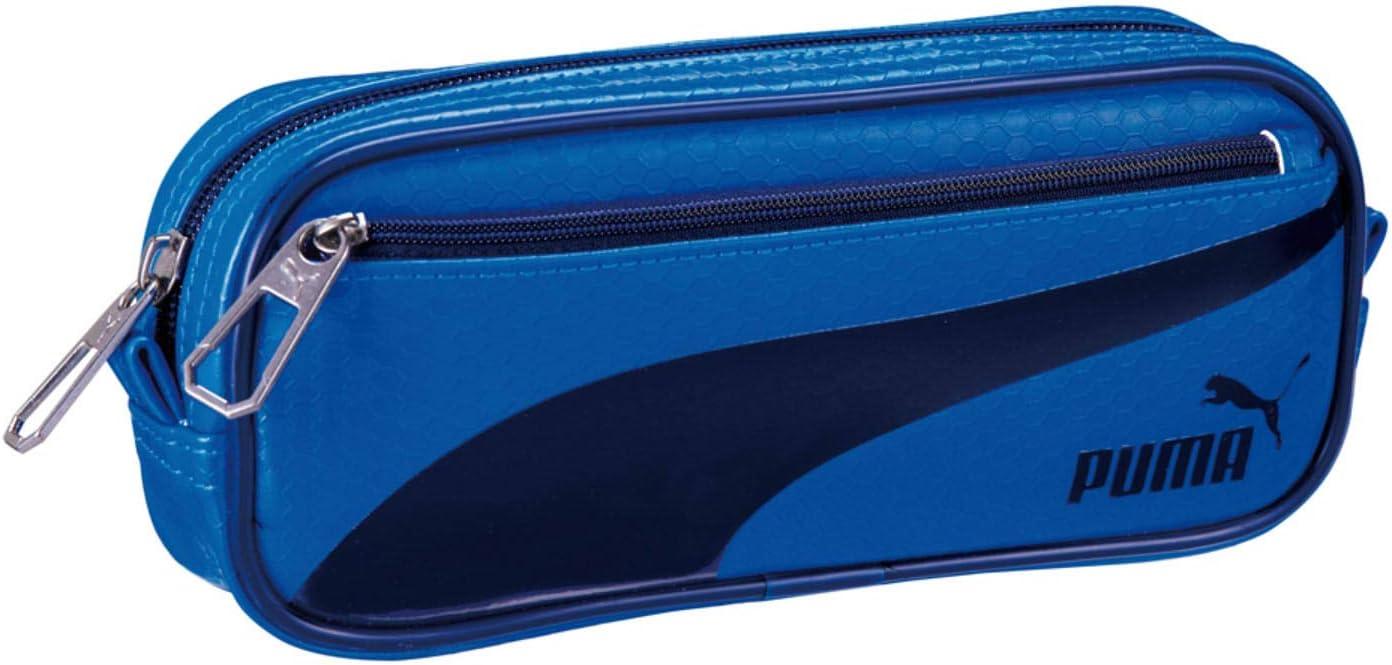 Puma PM211BL - Funda para bolígrafo Honeycombline, color azul: Amazon.es: Oficina y papelería