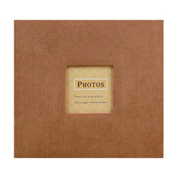 Camilla Baby Photo Albums Pictures Album Personalized Book 200 Pocket Sewn Leatherette Cover Archival Page Albums Plastic Protected 4x6 Selfie Photo