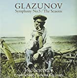 Glazunov, Alexander: Symphony No.5/The Season Ballet
