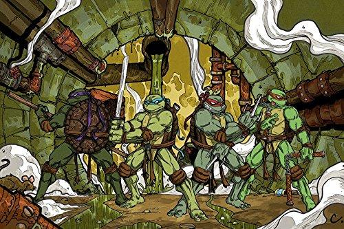 Amazon.com: Tomorrow sunny A081 Teenage Mutant Ninja Turtles ...