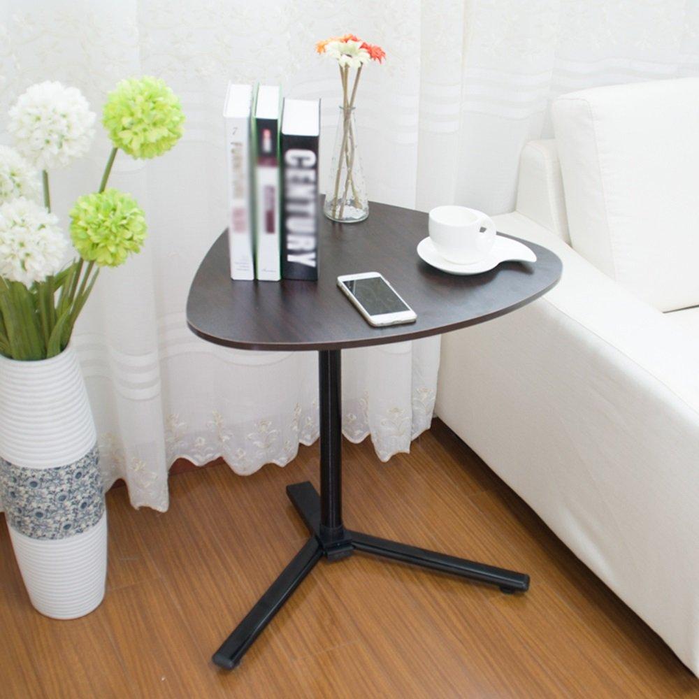 XIA 折り畳みテーブル テーブルを持ち上げて移動するMDFラップトップテーブルベッドサイドテーブル5色オプション怠惰なテーブルデスクベッドサイドテーブルシンプルでモダンな心臓回転590 * 400 * 620900cm(縦*横*高さ) ( 色 : 4 ) B07BV5SSKZ 4 4