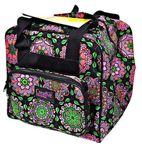 - Creative Notions Serger Tote in Loopy Lilly Print