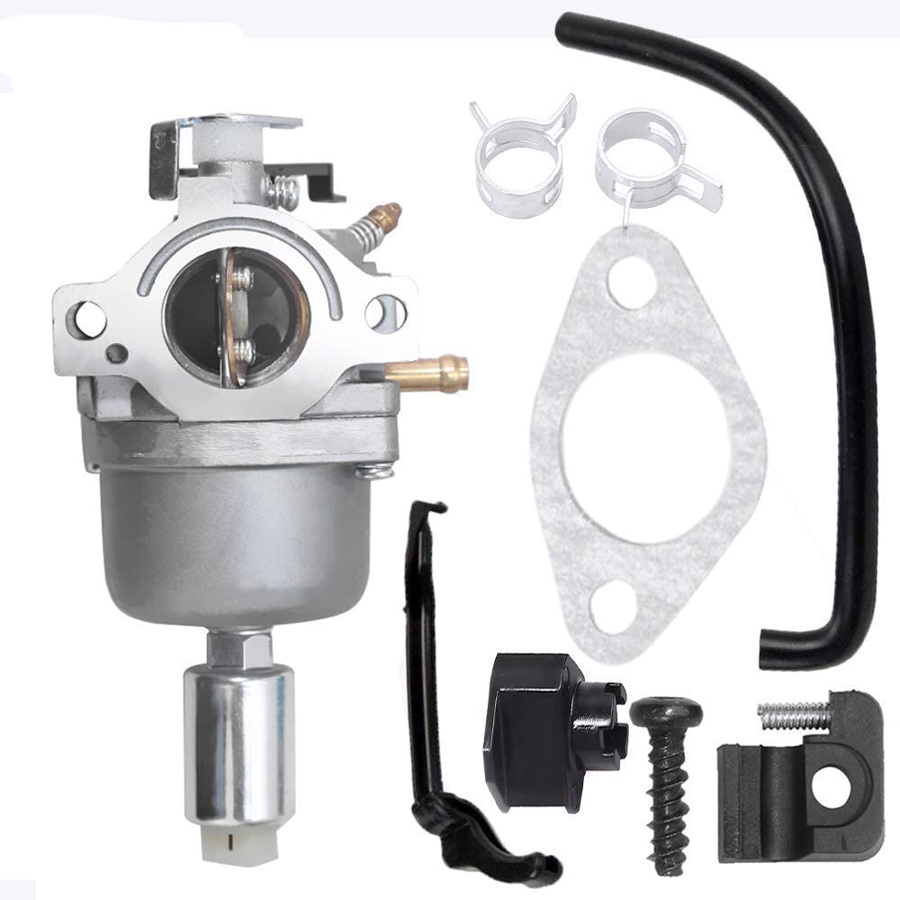 Zreneyfex Carburetor Carb Kit Replacement for Craftsman 2003 LT1000 LT2000 Huskee LT4200 Lawn Mower 31A707 31A777 31B775 31C707 Intek Engine