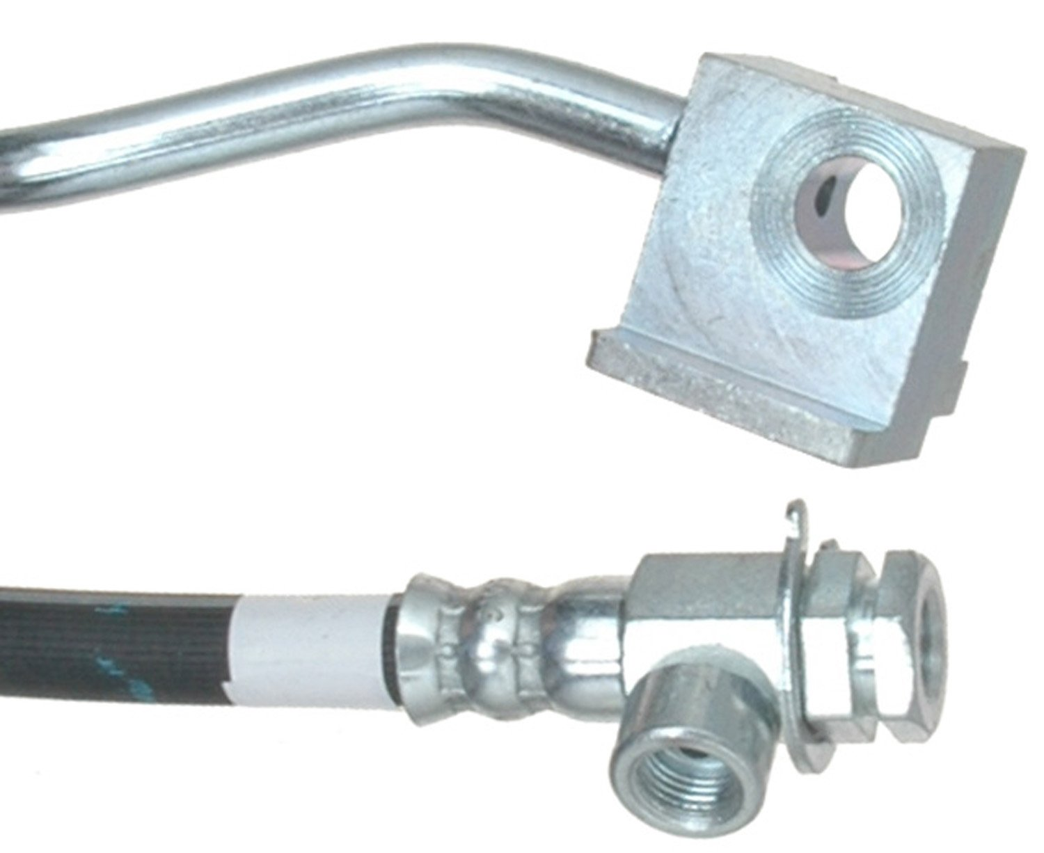 ACDelco 18J1125 Professional Front Driver Side Hydraulic Brake Hose Assembly