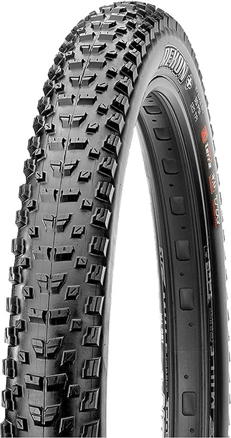 Maxxis Rekon + neumáticos de Bicicleta de montaña Unisex, Negro ...