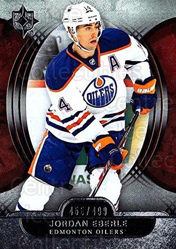((CI) Jordan Eberle Hockey Card 2013-14 UD Ultimate Collection 12 Jordan Eberle)
