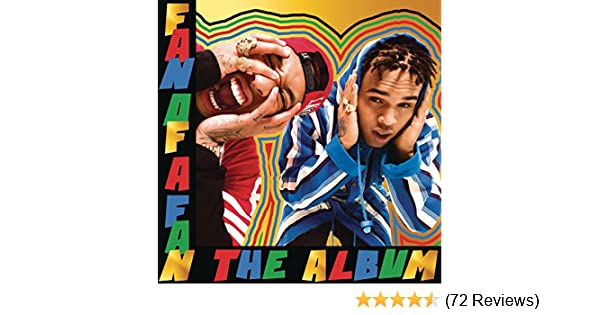 chris brown fan of a fan album download
