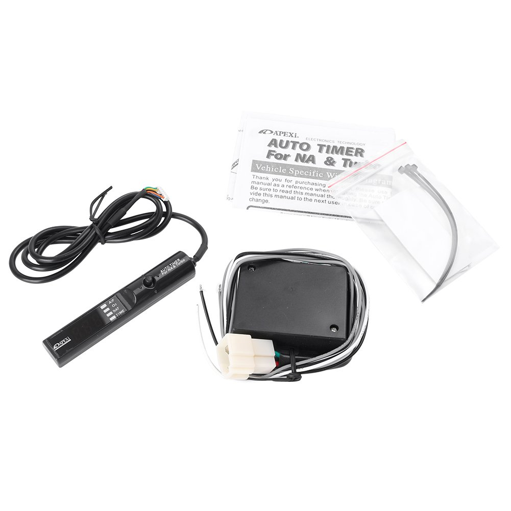 Amazon.com: Timmart APEXI LED Turbo Timer Control Kit for NA & Turbo ...