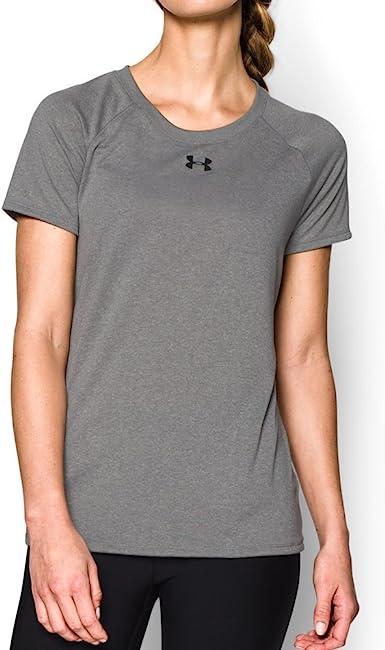 Under Armour Damen Fitness T-Shirt und Tank Favorite Ss Shirts /& Tanks