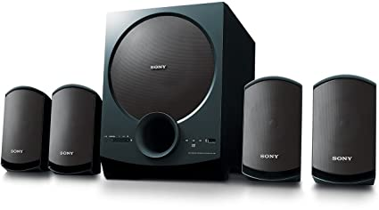 a5bbf1846cb Sony SA-D40 C E12 4.1 Channel Multimedia Speaker System with ...
