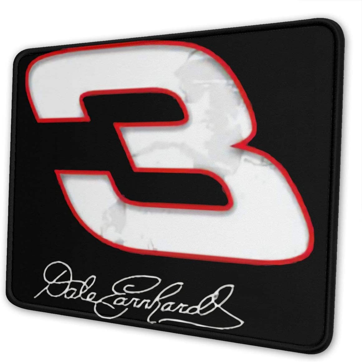 Dale Earnhardt Race Car Driver Mouse Pad,Mouse Pad Fashion Rectangle Non-Slip Rubber Mousepad Outer Space Gaming Mouse Pad for Computers Office Decor