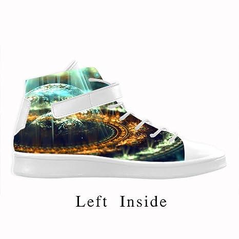 Cool Men shoes Lyra - Zapatillas para Hombre con Puntera Redonda, Color Negro, Transpirable