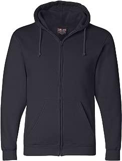 product image for Bayside Adult Full Zip Hooded Sweatshirt