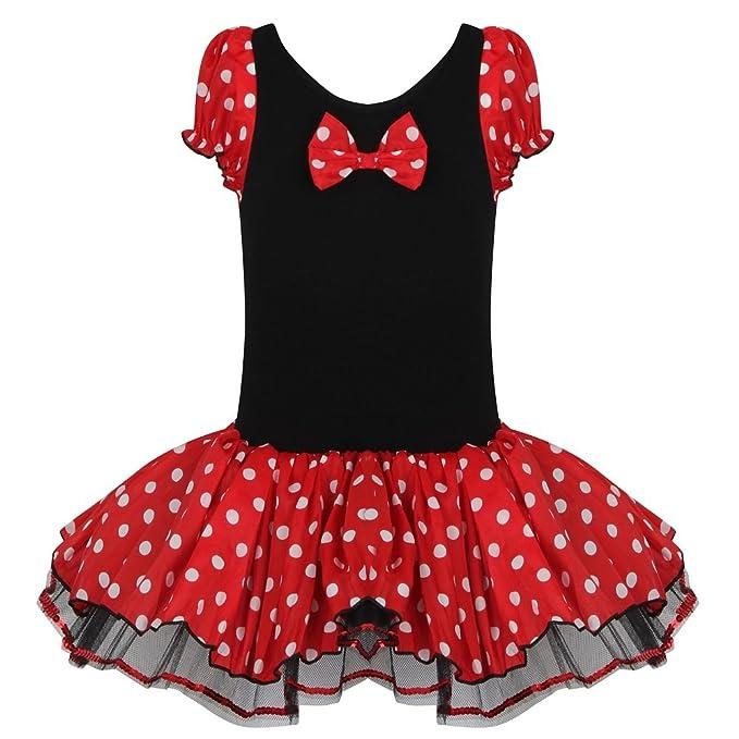 Disney Minnie Mouse tutu ballerina fancy dress 5-6 yrs gift NEW