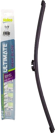 "Windshield Wiper Blade-Beam Titanium Wiper Blade 14/"" Valeo 604477"