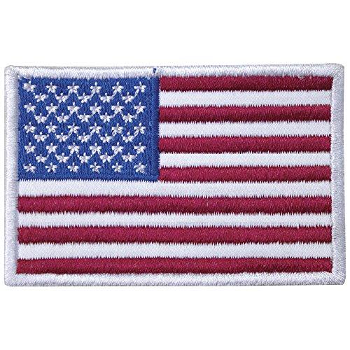 Adams USA American Flag Patch 2