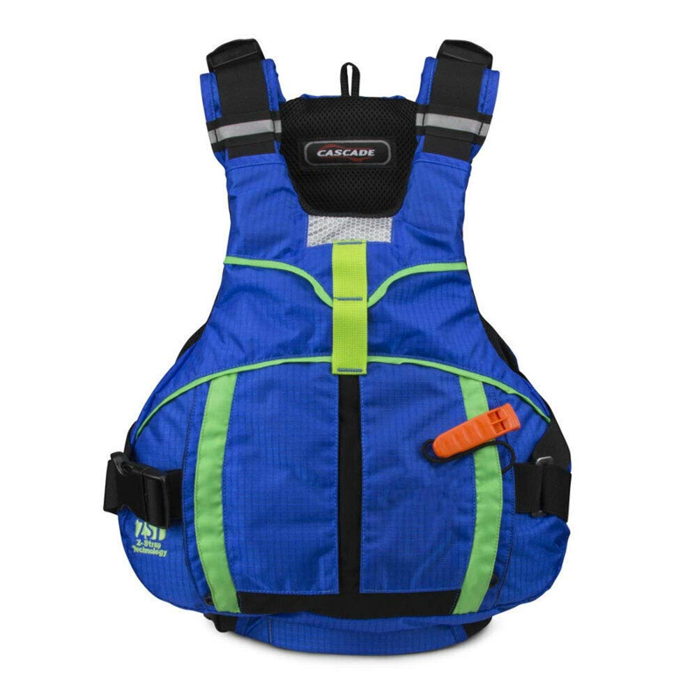 MRT SUPPLY Adventurewear Cascade Adult Padded Life Jacket Safety Vest, Small/Medium with Ebook 141[並行輸入]   B07QMP4B3P