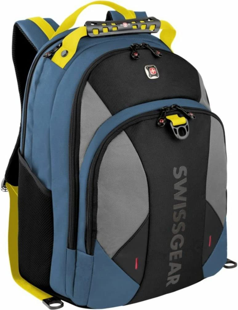 """SwissGear Pulsar Backpack with 16"""" Padded Laptop Pocket"""