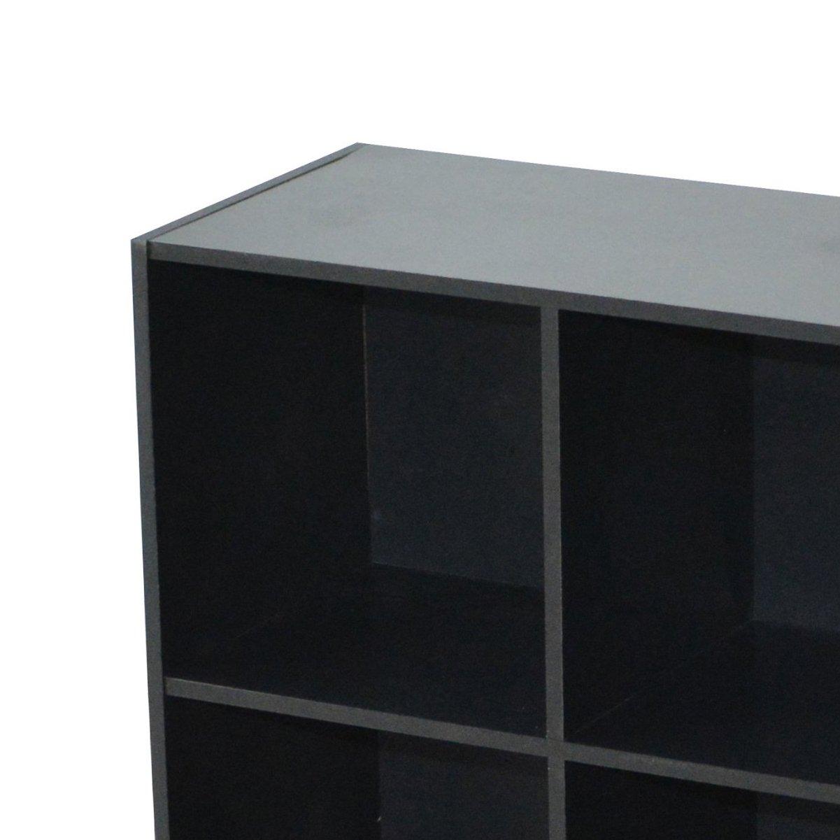 Alsapan 483650 Mobiletto a 4 scomparti in legno di rovere 62 x 30 x 62 cm