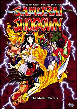 Samurai Shodown: Motion Picture [USA] [DVD]: Amazon.es ...