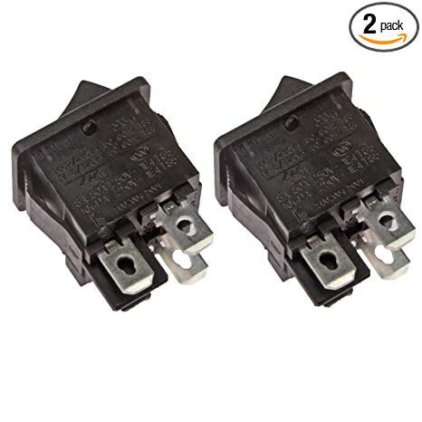 Amazon com: Mover Parts 2 PCS Throttle Switch RF1003-BB2 for