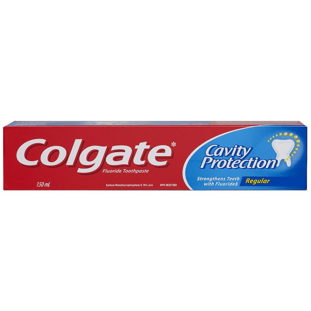 Colgate Cavity Protection Winter Fresh Toothpaste, 150ml MX03601A