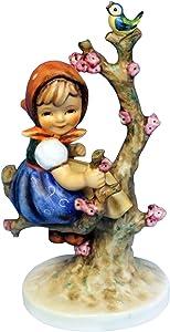 "M I Hummel Apple Tree Girl 6.00"" Hum 141/I"