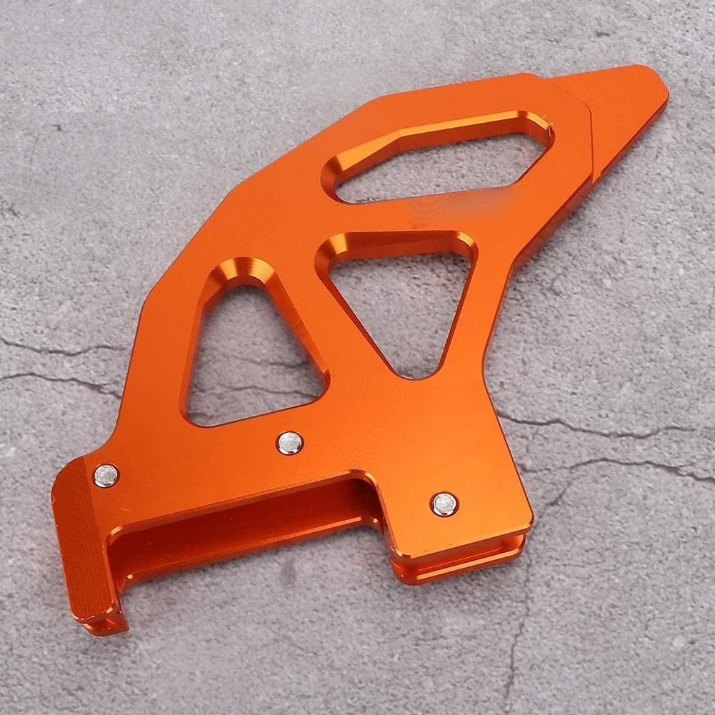Protezione disco freno posteriore moto Orange Fit per KTM SX EXC XC XCW SXF XCF Disco freno