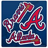 MLB Atlanta Braves Magnet Sheet