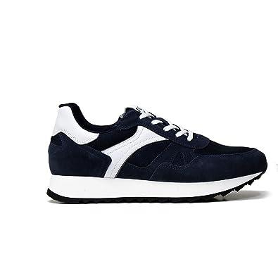 Nero Giardini Sneakers Uomo 900940 Blu Bianco